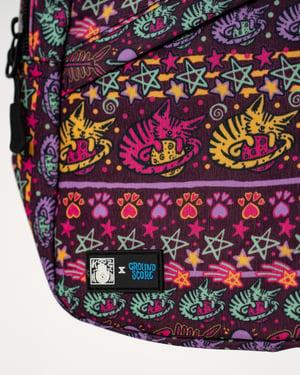 KOOZ - Cat Nap Crossbody Bag