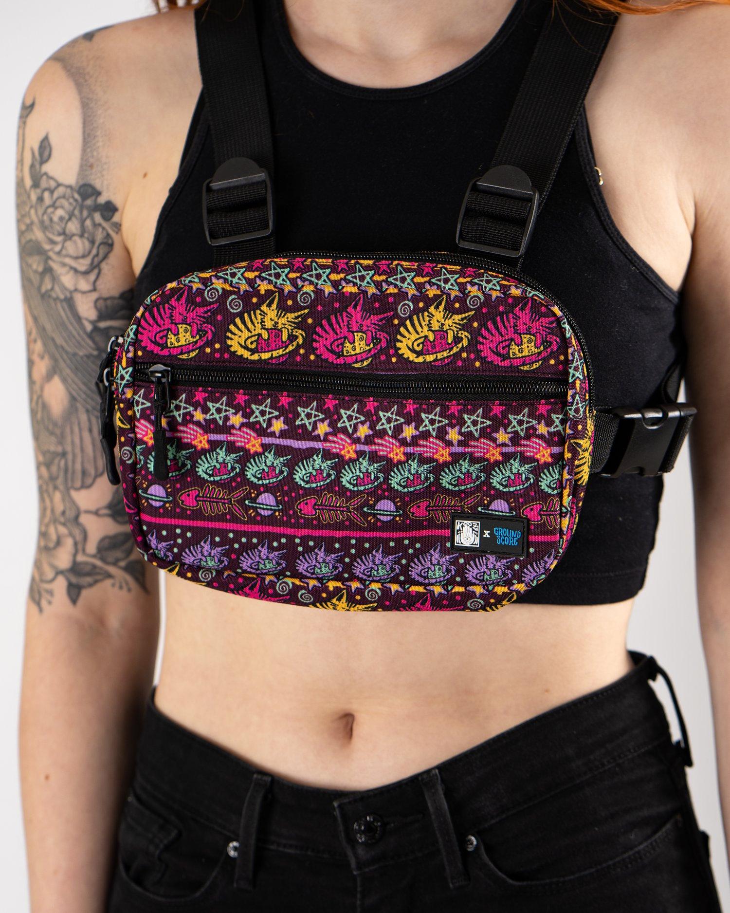 KOOZ - Cat Nap Chest Bag