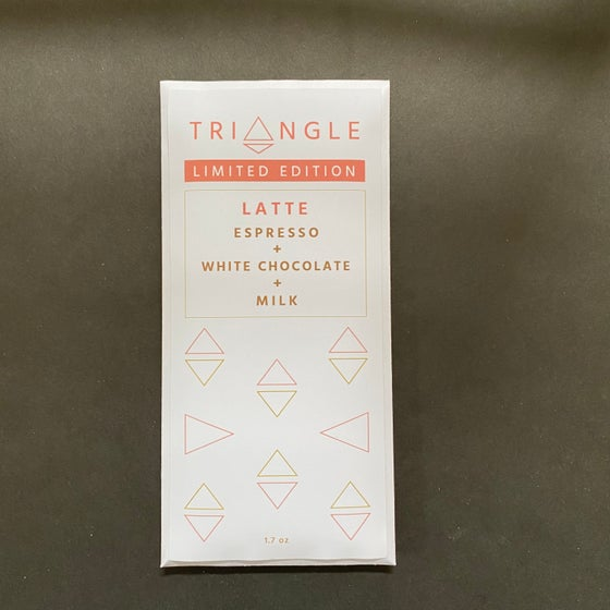Image of Triangle Roasters Latte Bar White Chocolate