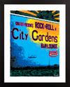 "City Gardens 2021 Colors Giclée Art Print  - 11"" x 14"""