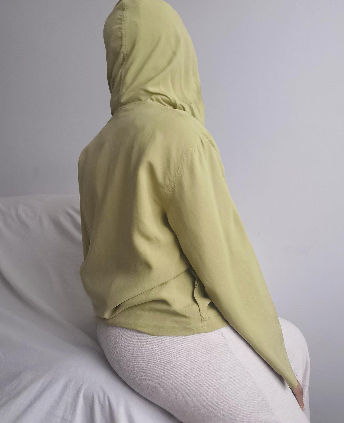 Image of slik jacket