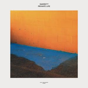 """Image of GARRETT """"PRIVATE LIFE"""" EUROPEAN IMPORT LP (REISSUE)"""