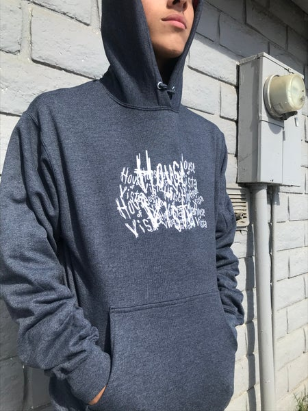 Image of Scratch hoodie