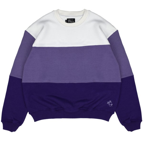 Image of Purple Gradient Sweater