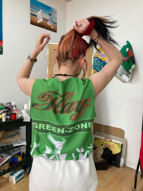 Image of FLAY 1 of 1 Cut & Sew Vest