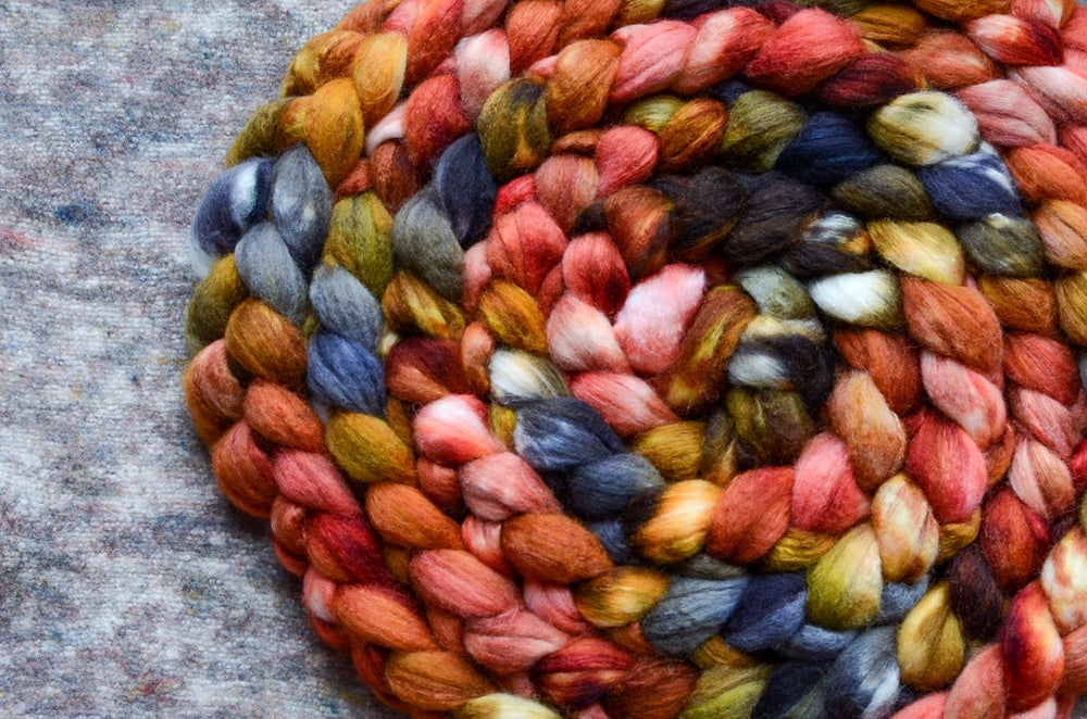 """Image of January Fiber Club Extras - """"Singsong"""" - 4 oz. - SECONDS - OPEN TO ALL"""
