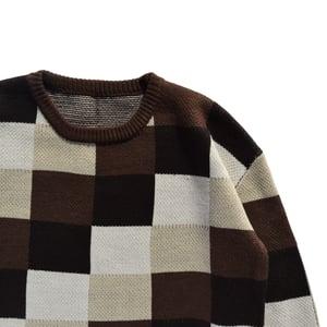 Image of Earth Tone Sweater