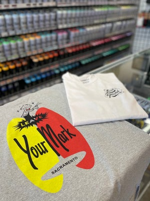 Leave Your Mark Quik Spray Tee Shirt