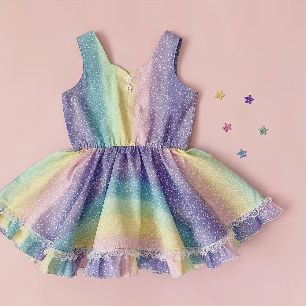Image of Pastel rainbow