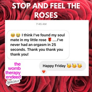 Image of Stop & Feel the Roses