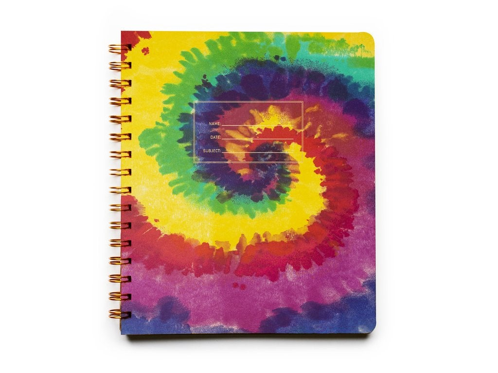 Image of Lined Notebook (multiple colors)