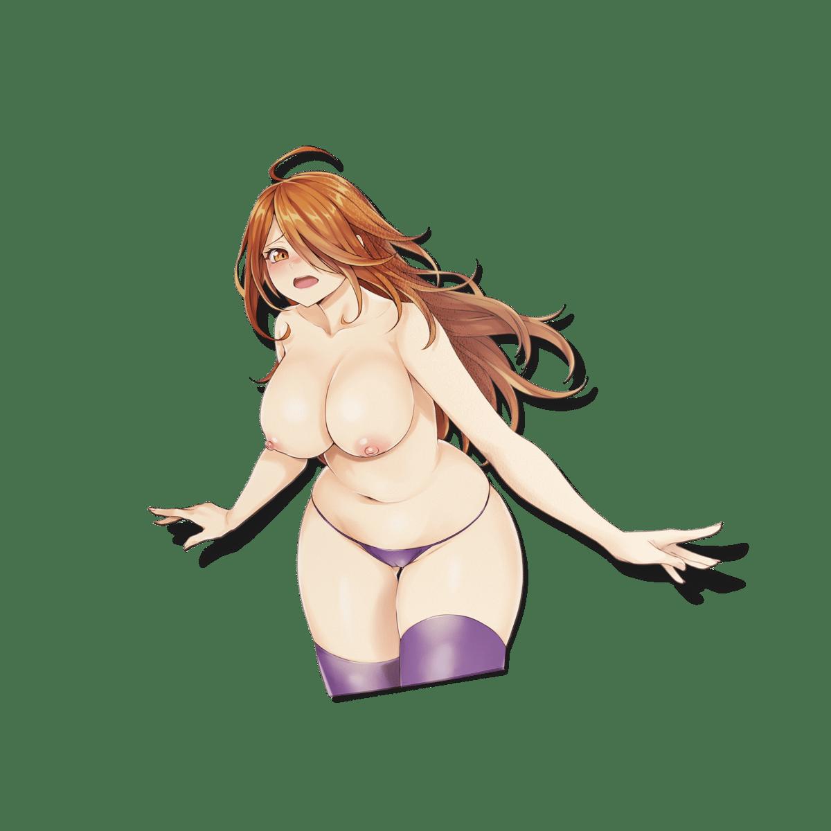 Image of Wiz Half Body Lewd