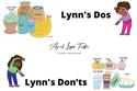 Individual Lynn's Itchy Skin Dos and Don'ts Puzzle