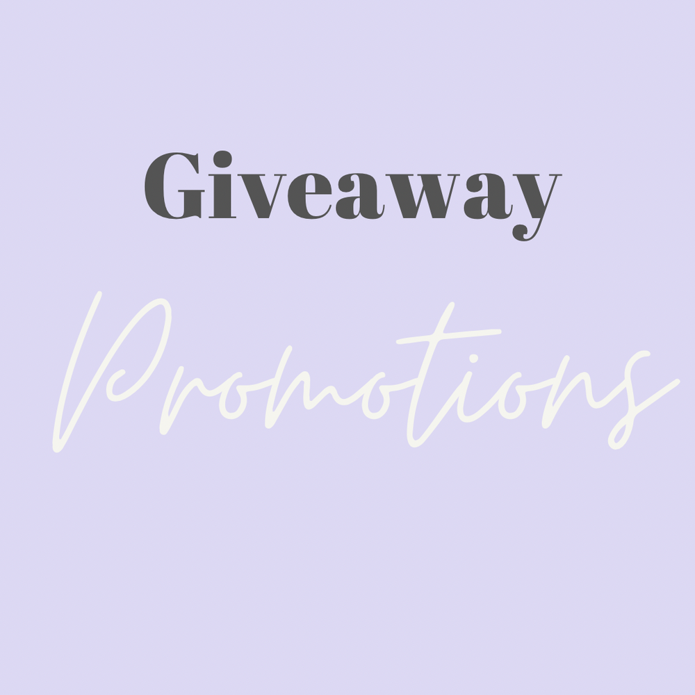 Image of Giveaway/Sale promotions