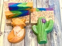 Rainbow Confetti Goat Milk Soap