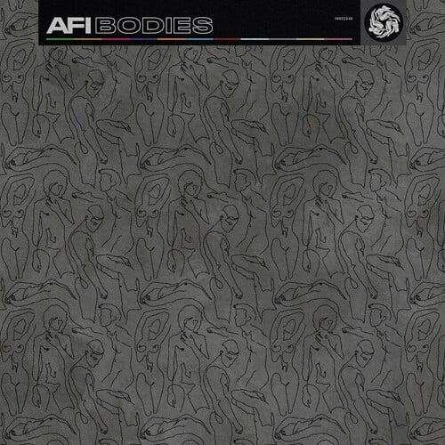 Image of *NEW* AFI - Bodies LP (color vinyl)