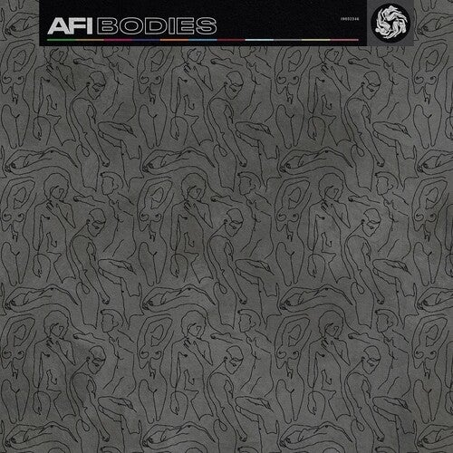 Image of *PRE-ORDER* AFI - Bodies LP (color vinyl)