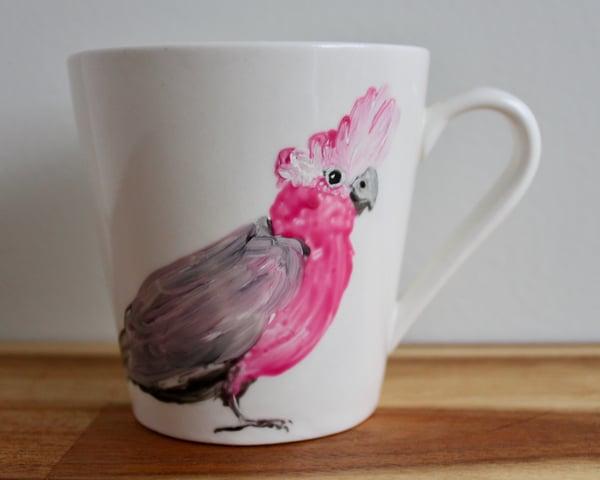 Image of Galah Cockatoo Mug