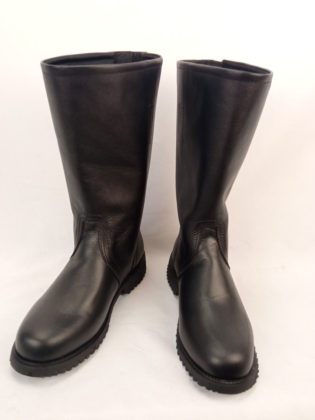 Image of JACKBOOTS BLACK BOOTIES
