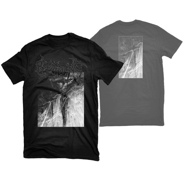 "Image of BLEEDING ""CROSS"" T-SHIRT"