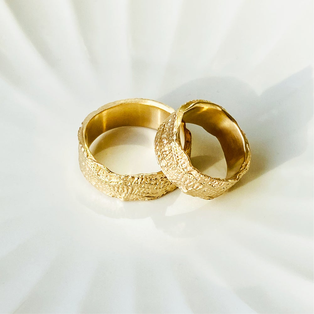 Image of DARA RING  / 14K SOLID GOLD