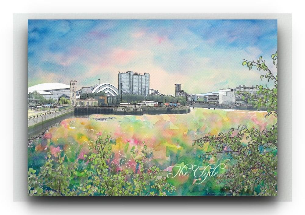 Glasgow - Bonnie Prints