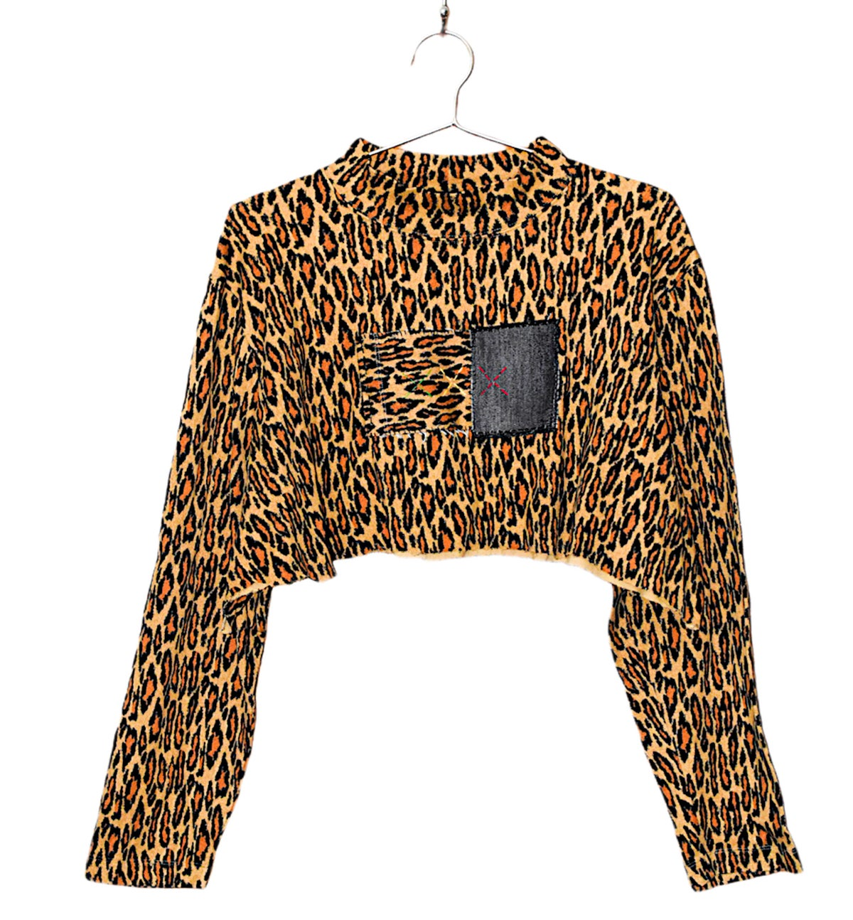 """Image of RZN by RB """"Wildy"""" vintage styled oversized mid turtleneck"""