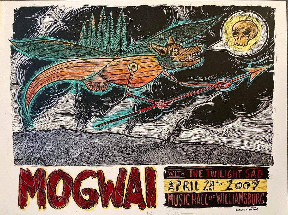 Mogwai Brooklyn 2009
