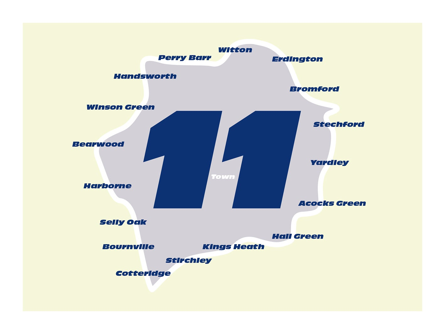 Image of The Number 11