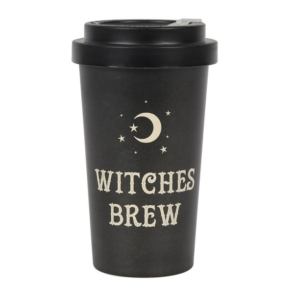 Image of Witches Brew Bamboo Travel Mug