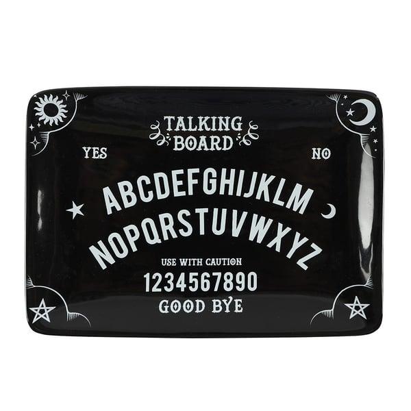 Image of Black Talking Board Trinket Tray