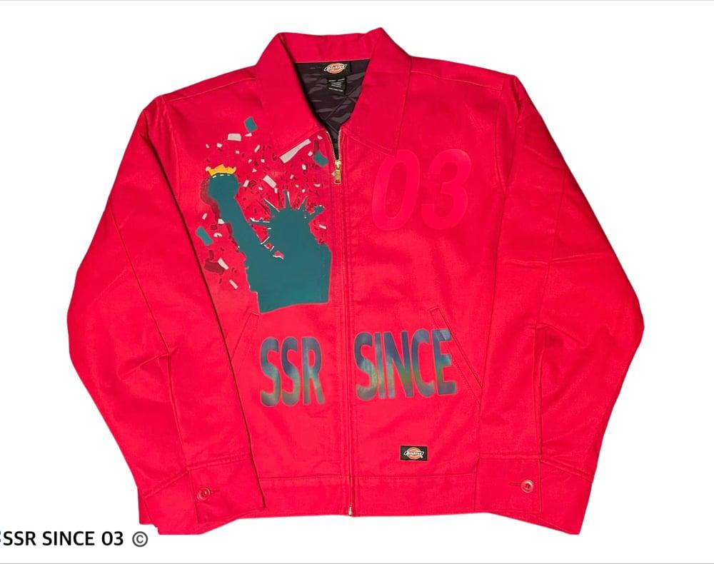 SSR03 x Dickies Jacket