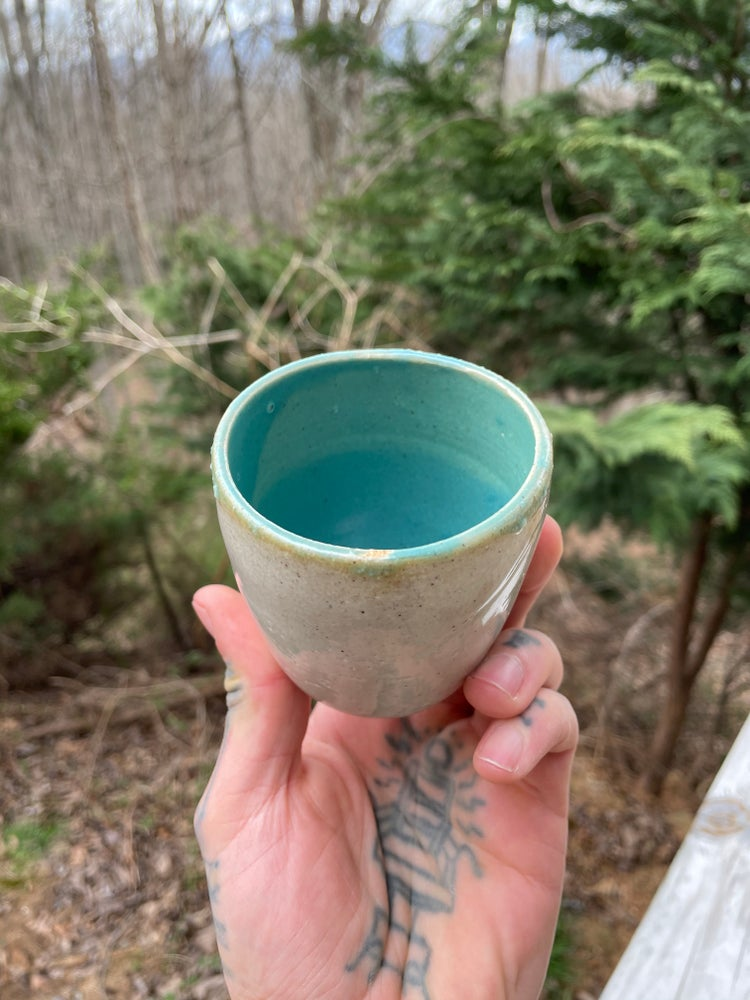 Image of Raw cup