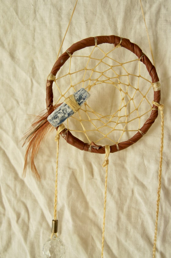 Image of Rainbow Prism Dreamcatcher- Sienna III