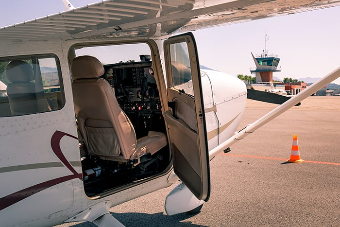 Image of Cessna 172SP
