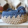 Belle Basket - one of a kind (4)