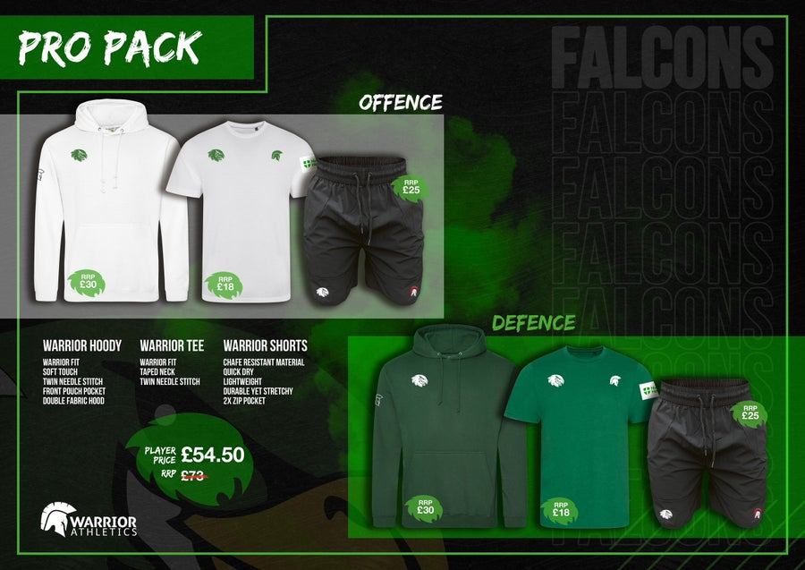 Image of Base Pack Offence