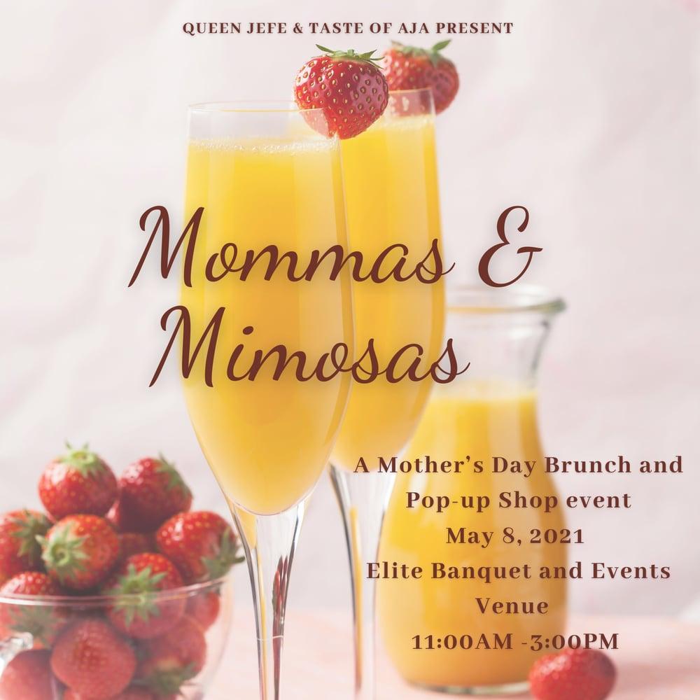 Image of Mommas & Mimosas: Single Seating