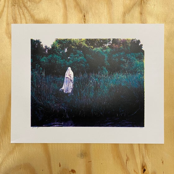 Image of 'the river' print