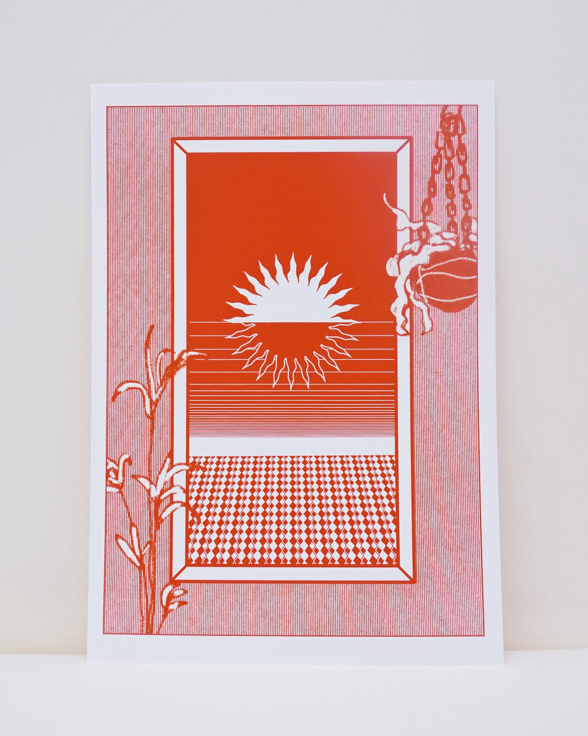 Image of Tag-araw Print - Limited Edition of 20