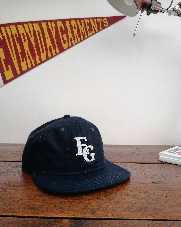 Image of EVERYDAY GARMENTS WOOL BASEBALL CAP