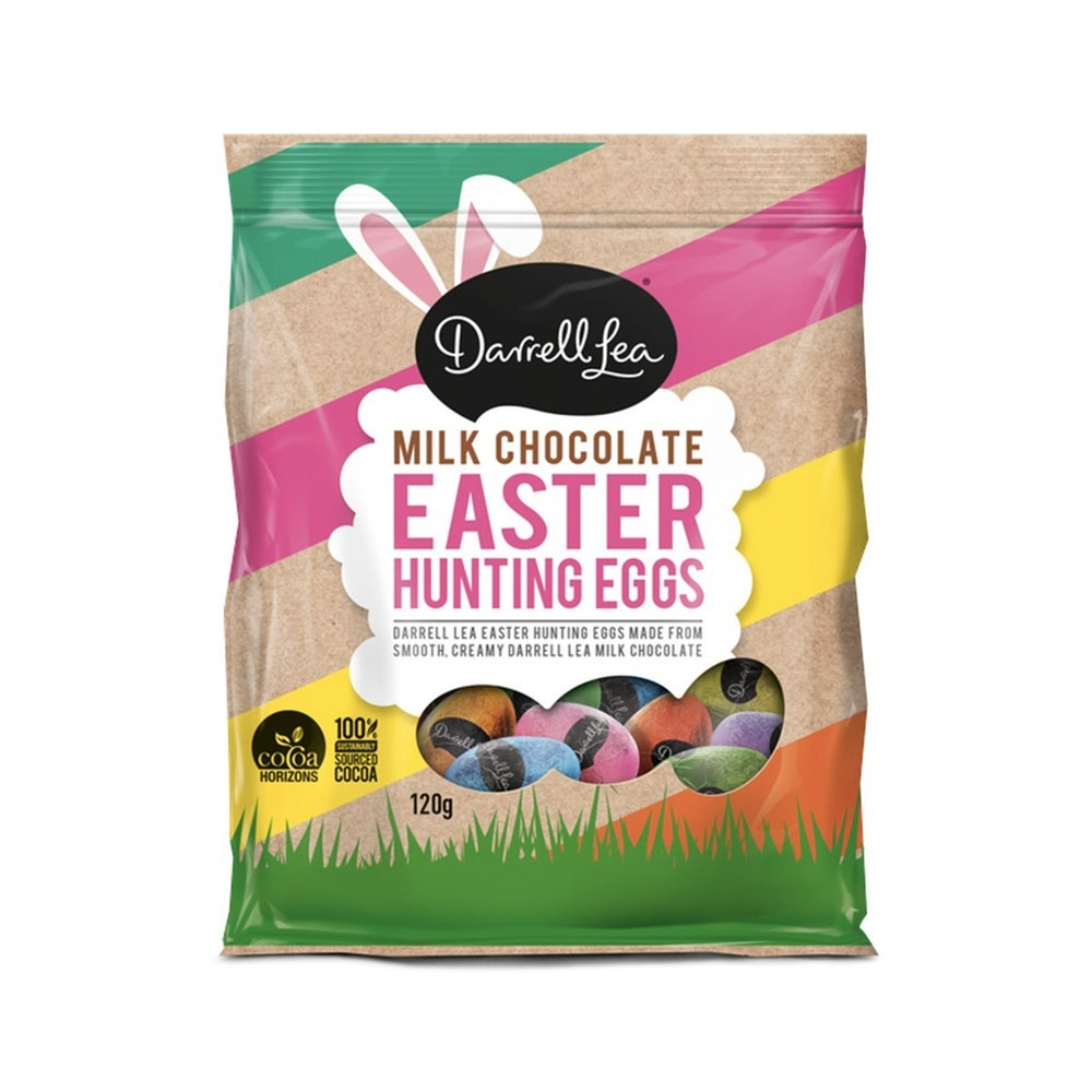 Image of Darrell Lea Easter Hunting Eggs (120g)