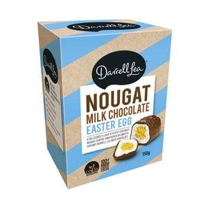Image of Darrell Lea Nougat Easter Egg (150g)