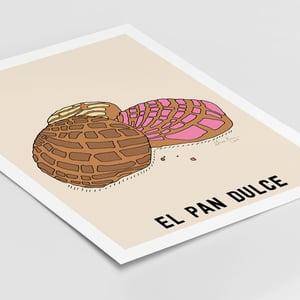 Image of El Pan Dulce Print