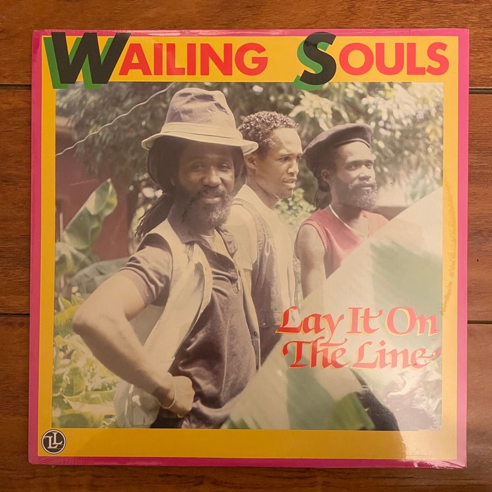 Image of Wailing Souls - Lay It On The Line Vinyl LP