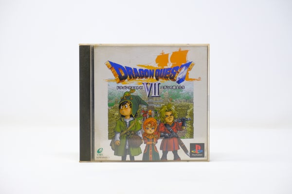 Image of Dragon Quest VII