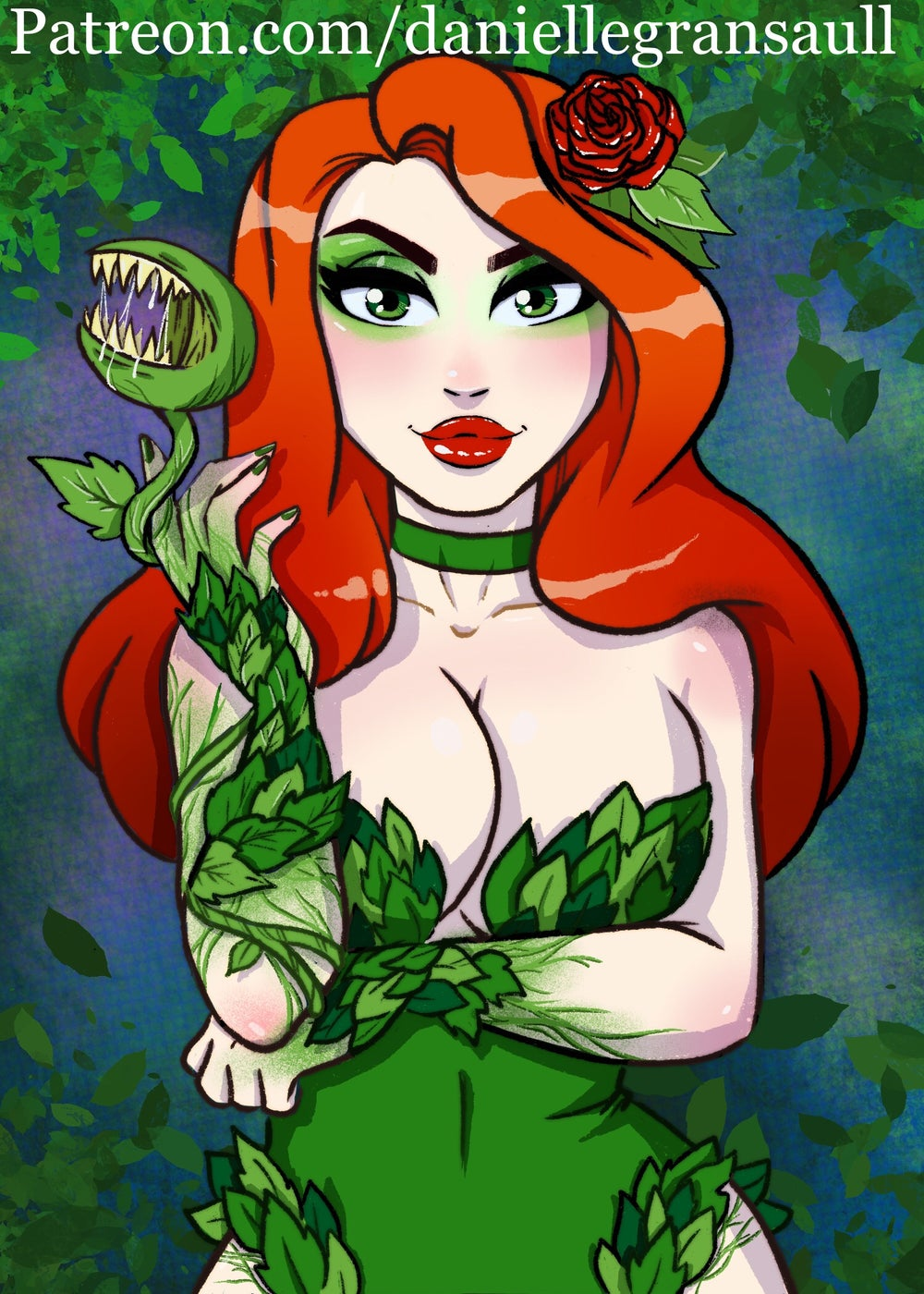 [LIMITED] Poison Ivy PRINT