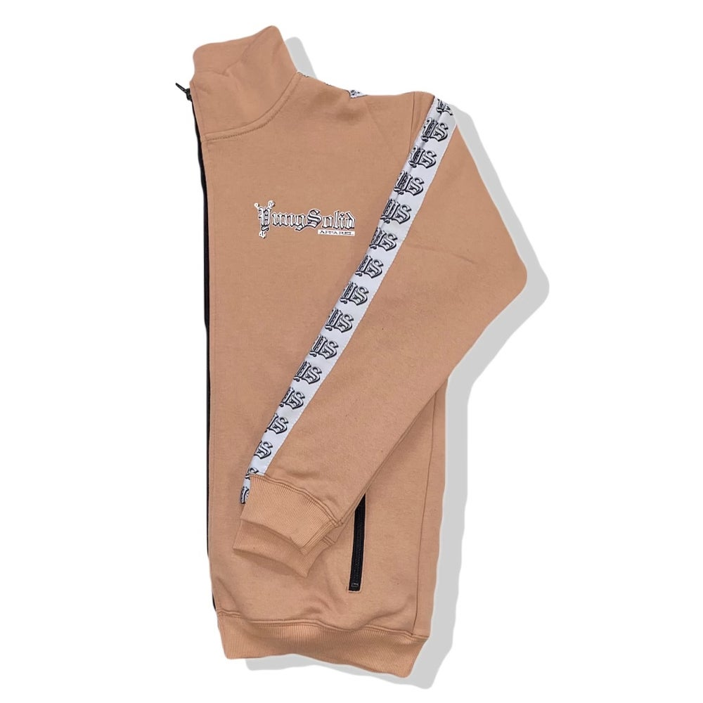 Image of Tan YungSolid Tracksuit