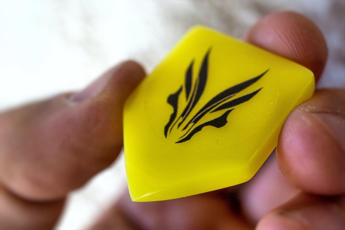 Image of The original 5mm ERGO plectrums