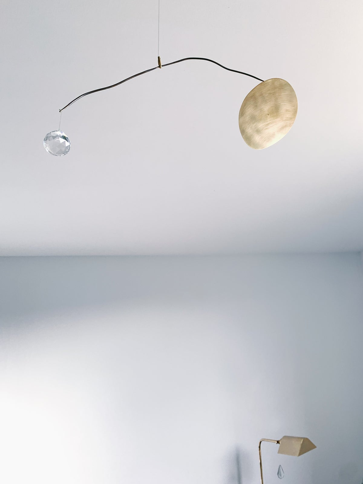 Image of Sun And Moon Kinetic Sculpture